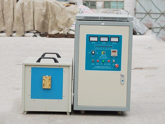 江西婺源客户订购20kw中频加热电源2台
