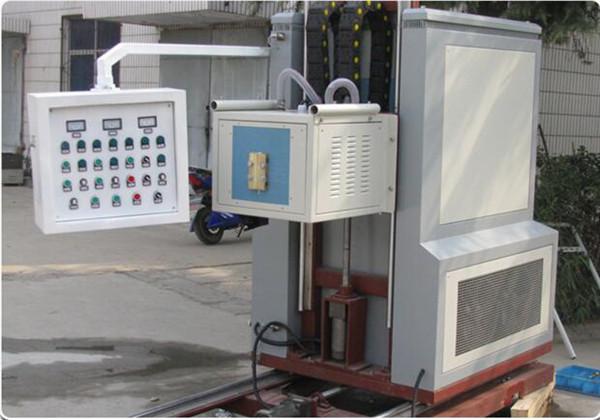 中原油田客户购买80kw超音频加热设备