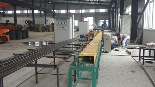 感应加热设备对于螺栓生产线是什么用途?